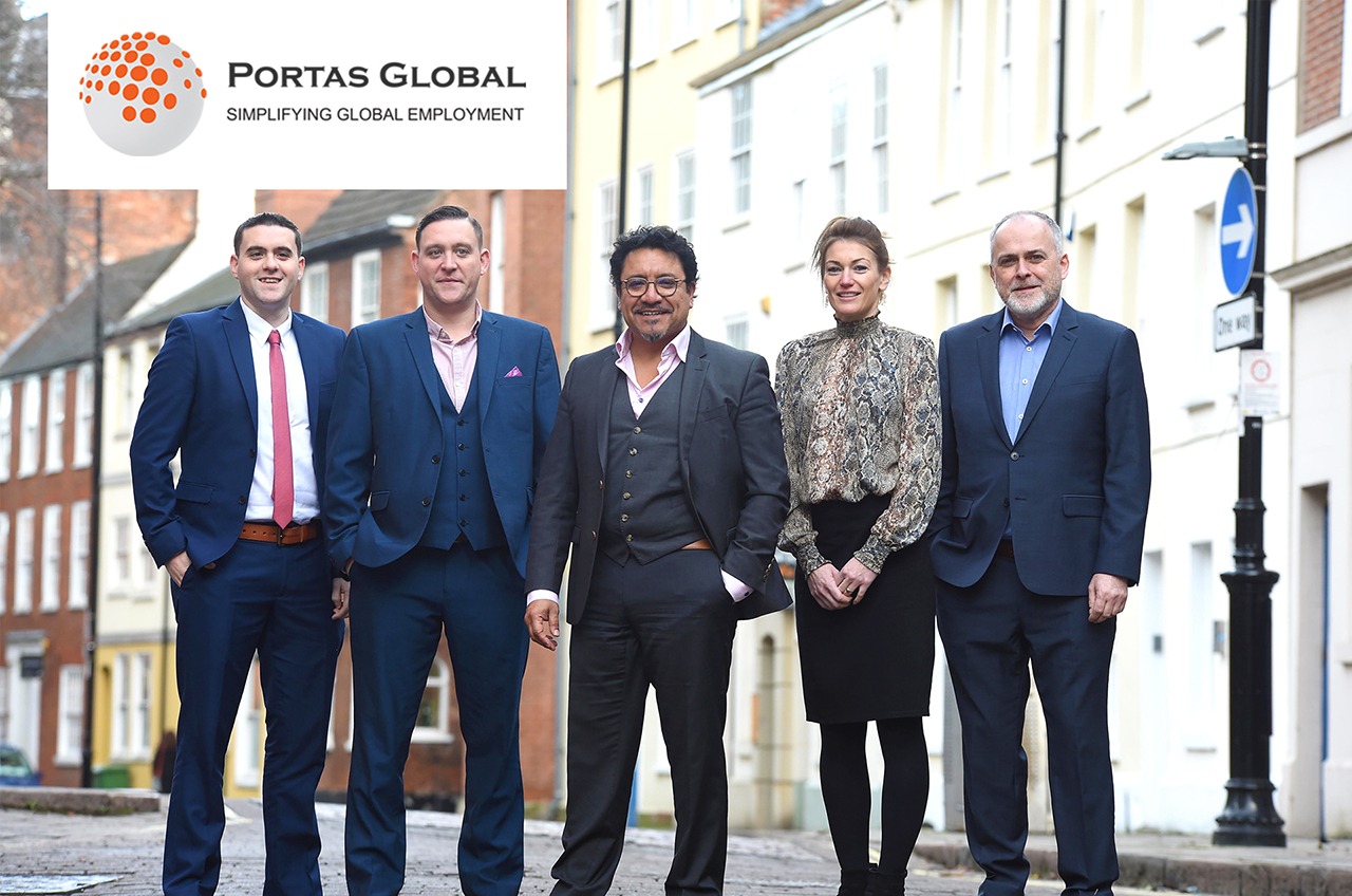 When you know better, you do better – with Portas Global you're #insafehands